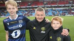 The-Solskjaer-family.