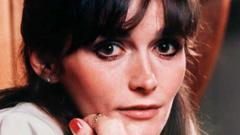 Undated file photo shows US actress Margot Kidder