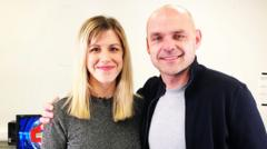 """Danny Murphy tells Newsround's Jenny Lawrence that there is an """"abundance of good, young English talent being stifled because of the quality of the Premier League""""."""