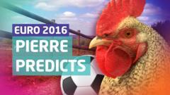 Pierre Predicts