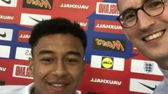 Ben Shires and Jesse Lingard