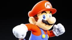 Super Mario character