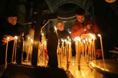Orthodox Christmas in Russia