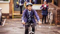 Pupil cycling.