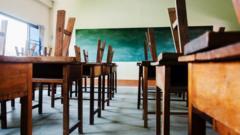 School-classroom-sits-empty.