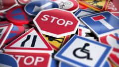 pile-of-road-traffic-signs