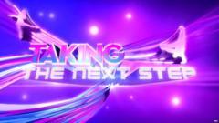Taking the next Step logo