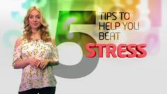 Five tips to help beat stress