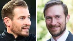 Jan Siewert and Martin Warhurst