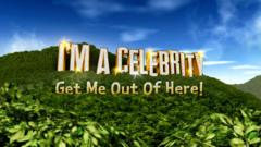 Picture of the ITV I'm a Celebrity logo