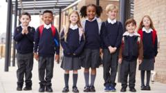 school-children.