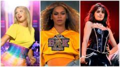 Taylor Swift/Beyonce/Camila Cebello