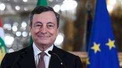 Mario Draghi will accept the role of prime minister of Italy