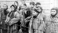 Child survivors of the Holocaust