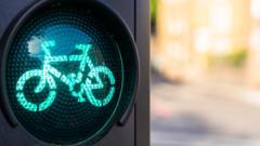 Traffic light cycle