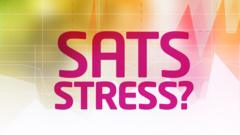 SATs stress? graphic slate