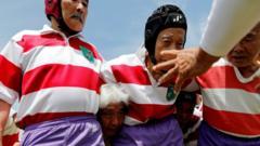 In Pictures - BBC News