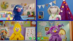 The Middle East's version of Sesame street 'Ahlam Simsim' hopes Muppets will help calm children's fears about coronavirus.