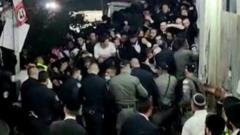 Israel Stadium crush