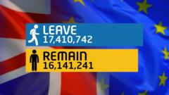 Leave v Remain