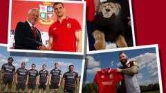 British and Irish Lions players