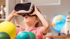 Virtual reality.
