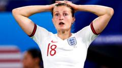 Ellen-White-reacts-to-VAR-handball-decision-against-her-whilst-playing-the-US-at-the 2019-Women's-World-Cup