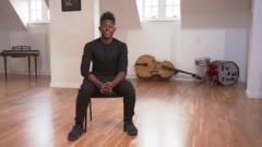 Jayden, a deaf dancer