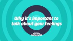 why-its-important-to-talk-about-your-feelings