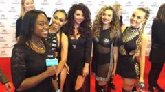 Ayshah and Little Mix