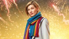 Jodie Whittaker as the Dr