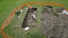 Roman Villa discovered near Wiltshire farmhouse
