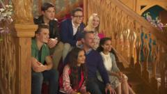 Disney's, The Evermoor Chronicles, has just wrapped filming in Warrington.