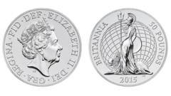 new fifty pound coin