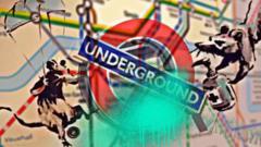 Banksy-graffiti-London-Underground.