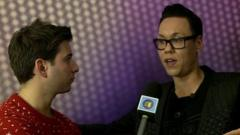 Gok Wan talks to Ricky about his battle with Anorexia