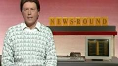 Former Newsround presenter John Craven