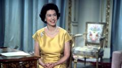 Queens Christmas Broadcast : 1967