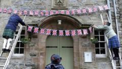 Jubilee preparations