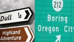 signs for Dull and Boring