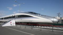 CRH380A train