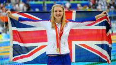 Newsround chats to Rebecca Adlington