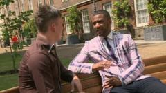 JB Gill talks to Martin