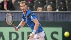 Andy Murray has been a star for Great Britain in the Davis Cup