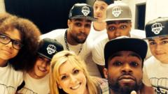 Jenny went to meet street dance crew Diversity to find out why they want more boys to do ballet