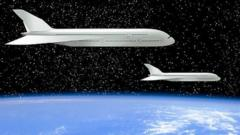 Spaceplanes art work