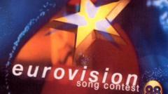 BBC Eurovision 1998 logo