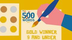 500 words graphic