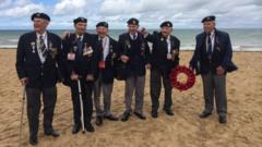 D-Day veterans