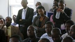 Uganda court annuls anti-homosexuality law - BBC News